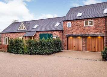 Thumbnail 5 bed link-detached house for sale in Ashby Road, Melbourne, Derby