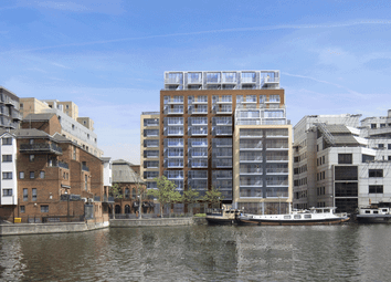 Thumbnail 1 bed flat for sale in Turnberry Quay, Tower Hamlets, London