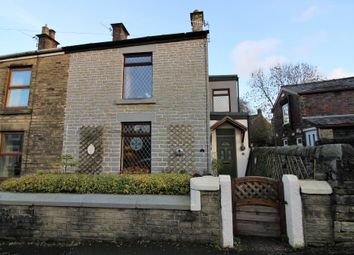 Thumbnail 2 bed end terrace house for sale in John Street, Glossop