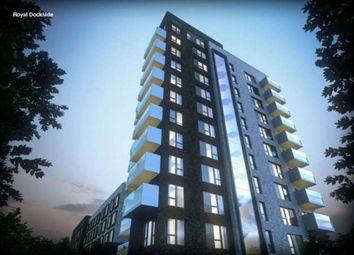 Thumbnail 2 bed flat for sale in Albert Basin Way, London