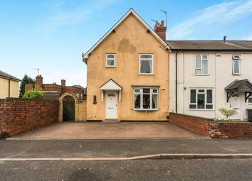 Thumbnail 3 bed end terrace house for sale in Walker Street, Dudley, West Midlands