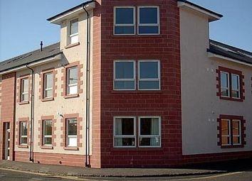 Thumbnail 2 bed flat to rent in Nursery Avenue, Kilmarnock