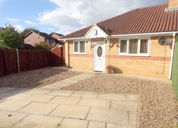 Thumbnail 2 bedroom bungalow for sale in Coppice Road, Middlesbrough