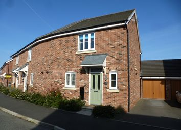 Thumbnail 2 bed mews house to rent in St Davids Mews, Abbey Park Way, Weston, Crewe, Cheshire
