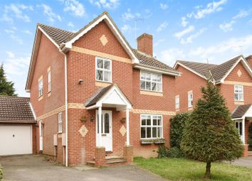 Thumbnail 4 bed detached house for sale in Barclay Field, Kemsing, Sevenoaks