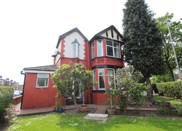 Thumbnail 5 bed semi-detached house for sale in Birch Hall Lane, Manchester