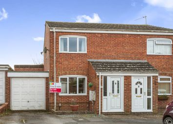 Thumbnail 2 bed semi-detached house for sale in Wittenham View, Amesbury, Salisbury
