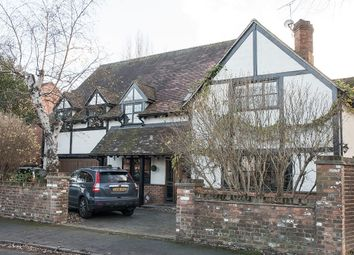 Thumbnail 5 bed detached house for sale in The Tarns, Timsway, Staines-Upon-Thames