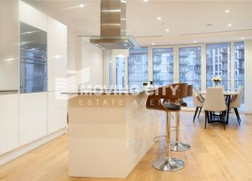2 bed flat for sale in Arena Tower, 25 Crossharbour Plaza, Canary Wharf, London, UK E14