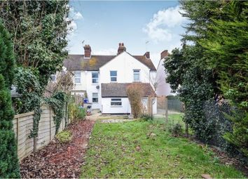 Thumbnail 3 bed terraced house for sale in Francis Road, Ashford, Kent, .