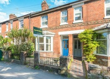 Thumbnail 4 bedroom terraced house for sale in Stockbridge Road, Winchester