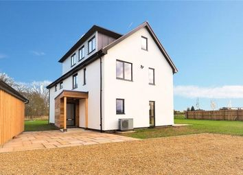 Thumbnail 6 bed detached house for sale in Mill Road, Fen Drayton, Cambridge, Cambridgeshire