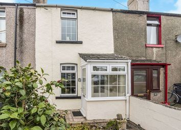 Thumbnail 2 bed terraced house for sale in Silverdale Street, Haverigg, Millom