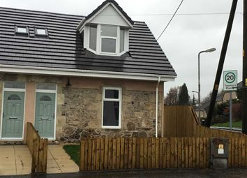 Thumbnail 3 bed semi-detached house for sale in Main Road, Cumbernauld, Glasgow