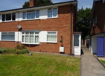 2 bed maisonette to rent in Campbells Green, Sheldon, Birmingham B26