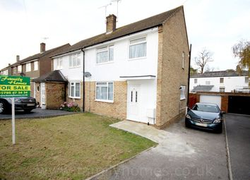 Thumbnail 3 bed semi-detached house for sale in Cherryfields, Sittingbourne