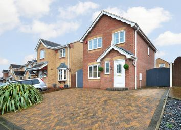 Thumbnail 3 bed detached house for sale in Parma Grove, Meir Hay, Stoke-On-Trent