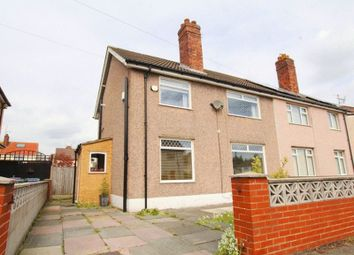 Thumbnail 3 bedroom semi-detached house for sale in Dinesen Road, West Allerton, Liverpool
