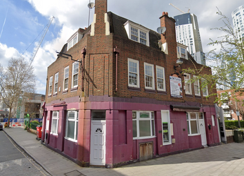 Thumbnail Retail premises to let in Wilcox Road, London