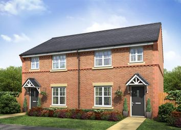 Thumbnail 3 bed semi-detached house for sale in Kings Road, Audenshaw, Manchester