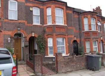 Thumbnail 4 bedroom terraced house to rent in Crawley Green Road, Luton