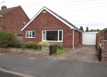 Thumbnail 3 bed bungalow for sale in Manley Gardens, Brigg