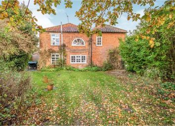 Thumbnail 3 bed semi-detached house for sale in Dilham, North Walsham, Norfolk