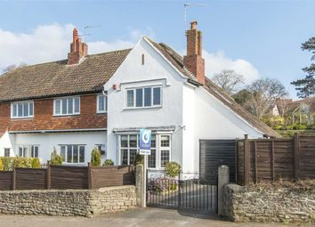 Thumbnail 4 bed semi-detached house for sale in Rodmoor Road, Portishead, North Somerset