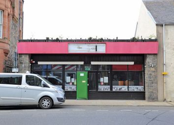 Thumbnail Restaurant/cafe for sale in High Street, Galashiels