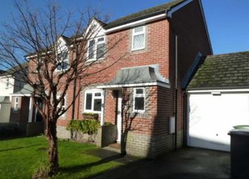 Thumbnail 3 bed semi-detached house to rent in Harrington Close, Newbury