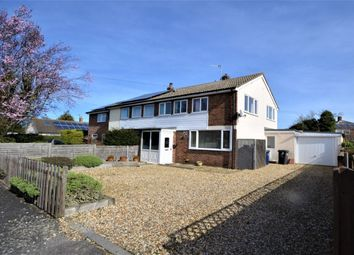 Thumbnail 3 bed semi-detached house for sale in Nightingale Avenue, Bassingbourn, Royston