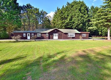 Thumbnail 2 bed detached bungalow for sale in Gole Road, Pirbright, Woking