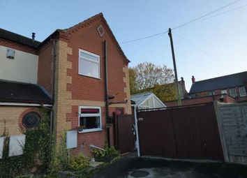 Thumbnail 2 bed terraced house for sale in Stonemasons Mews, Kirkby-In-Ashfield, Nottingham