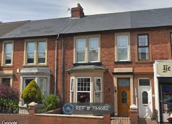 Thumbnail 2 bed terraced house to rent in Stanhope Road, South Shields