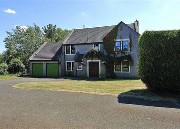 Thumbnail 6 bed detached house for sale in Longframlington, Morpeth