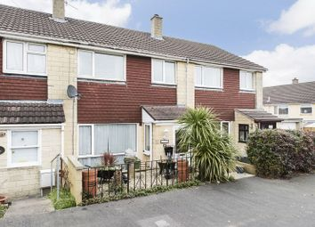 Thumbnail 3 bed terraced house for sale in Hillcrest Drive, Bath