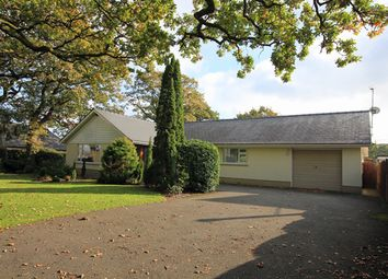 Thumbnail Detached bungalow for sale in Trevaughan, Whitland, Carmarthenshire