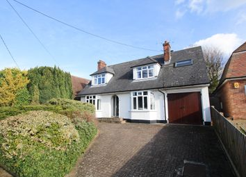 Thumbnail 4 bedroom detached house for sale in Springhill Road, Saffron Walden