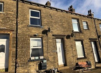 Thumbnail 3 bed terraced house for sale in Stoodley Terrace, Off Warley Road, Halifax