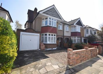 Thumbnail 4 bed detached house to rent in Ryecroft Avenue, Whitton, Twickenham