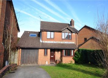 Thumbnail 4 bedroom detached house for sale in Paxton Close, Basingstoke, Hampshire