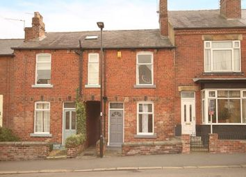 Thumbnail 2 bed terraced house for sale in Tullibardine Road, Sheffield, South Yorkshire