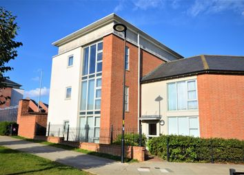 Thumbnail 2 bed flat for sale in Scribers Drive, Upton, Northampton