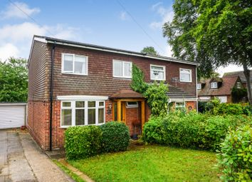 Thumbnail 3 bed semi-detached house for sale in Wilbury Hills Road, Letchworth Garden City
