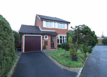 Thumbnail 3 bed detached house to rent in Grasmere, Farnborough, Hampshire