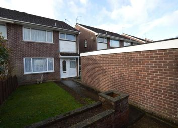 Thumbnail 3 bed semi-detached house for sale in Holmwood Avenue, Plymouth, Devon