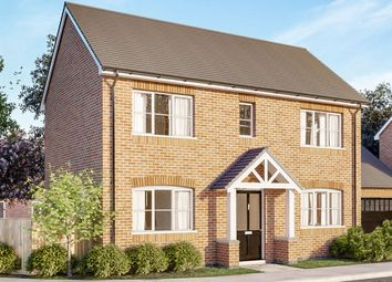 Thumbnail 3 bedroom detached house for sale in Leicester Road, Melton Mowbray
