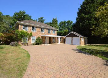 Thumbnail 5 bed detached house to rent in Redcourt, Pyrford, Woking, Surrey