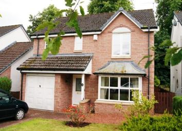 Thumbnail 4 bed detached house for sale in Kelvin Gardens, Largs, North Ayrshire