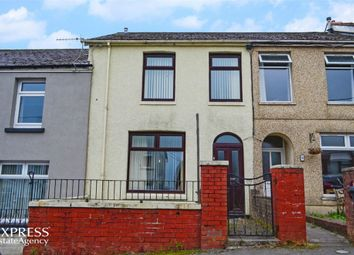 Thumbnail 3 bed terraced house for sale in Bournville Terrace, Tredegar, Blaenau Gwent